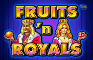 Играть нате финансы во слот Fruits And Royals