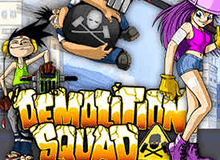 Demolition Squad играть онлайн