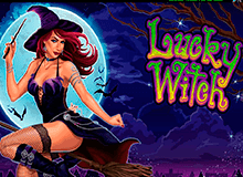 Онлайн игра Lucky Witch